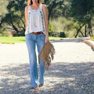 🎈NEW LISTING! CABI Malibu Flare Jeans | Size 6